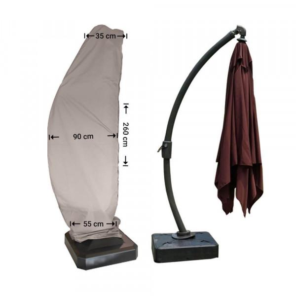 Hoes voor zweefparasol 260 cm