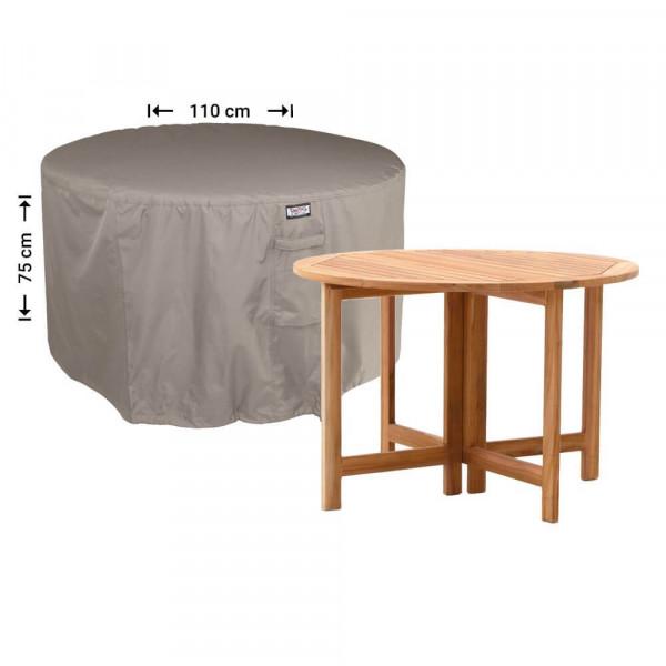 Ronde tuintafel hoes Ø: 110 cm & H: 75 cm