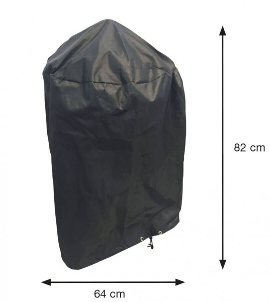 Ronde barbecue hoes Ø: 57 cm & H: 83 cm