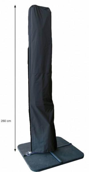Hoes voor een zweefparasol H: 260 cm