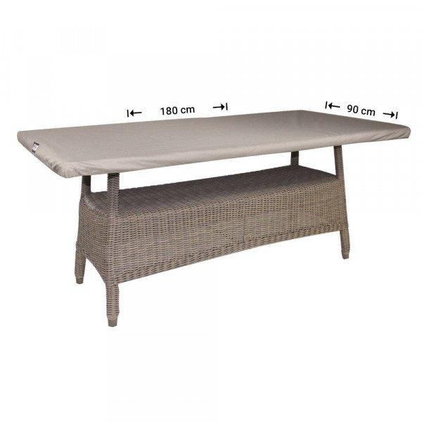 Afdekhoes tafelblad 180 x 90 cm