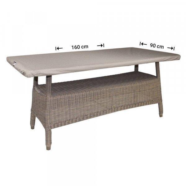 Hoes voor tafelblad 160 x 90 cm