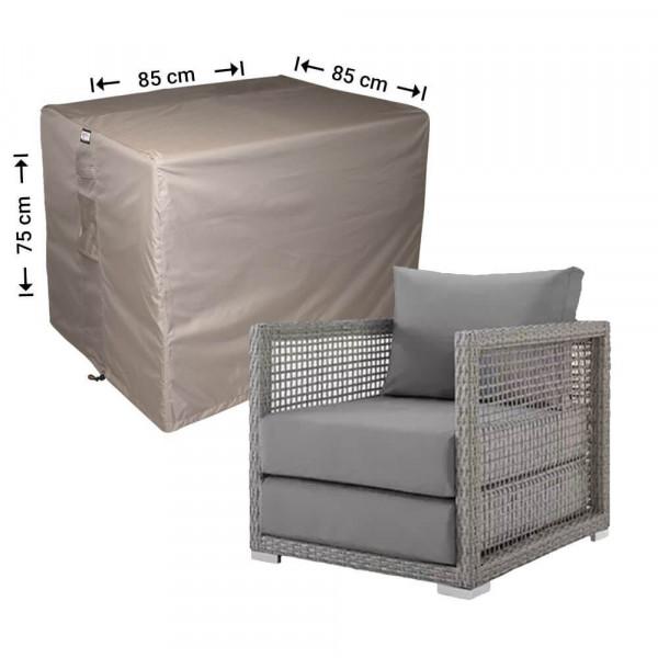 Loungestoel beschermhoes 85 x 85 H: 75 cm