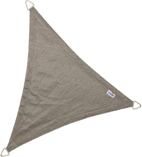 Coolfit schaduwdoek driehoek 3,6m - antraciet
