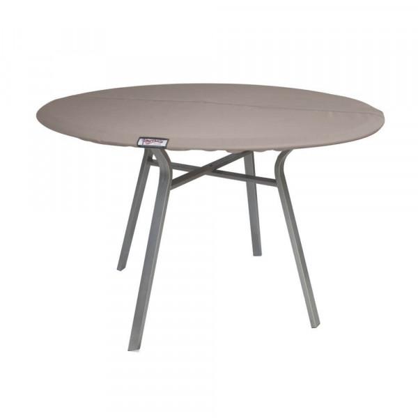 Hoes voor rond tafelblad Ø: 110 cm