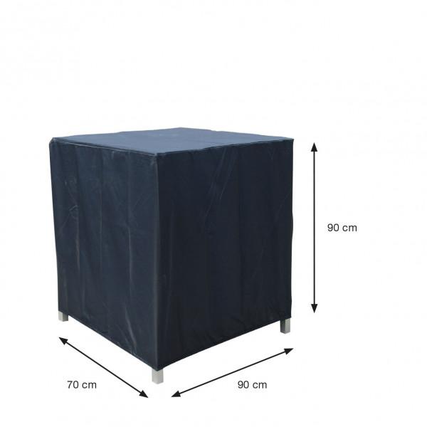 Hoes voor loungestoel 90 x 70 H: 90 cm