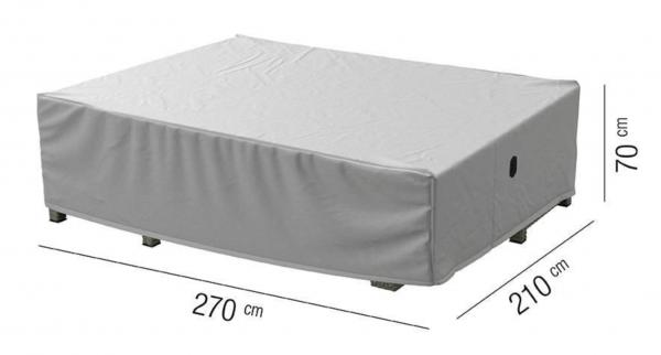 Beschermhoes loungeset 270 x 210 H: 70 cm