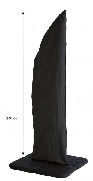 Hoes voor zweefparasol H: 240 cm