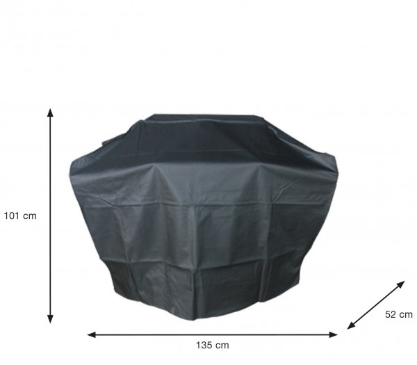 Barbeque hoes 135 x 52 H: 101 cm