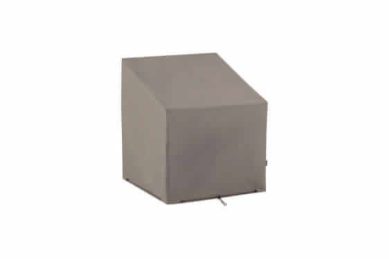 Hoes voor loungestoel 100 x 100 H: 70 cm