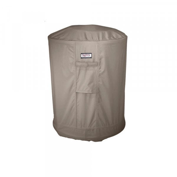 Ronde barbecuehoes Ø: 65 cm & H: 85 cm