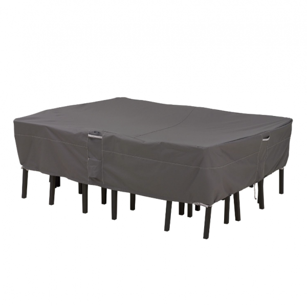 Hoes voor lounge- of tuinset 274 x 208 H: 58 cm