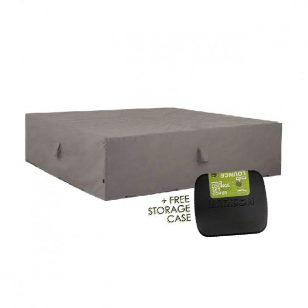 Hoes voor loungeset 210 x 200 H: 70 cm