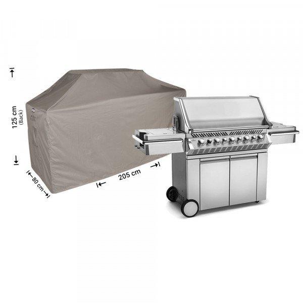 Barbecue beschermhoes 205 x 80 H: 125/115 cm