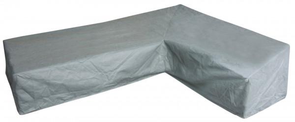 Beschermhoes voor hoge hoekbank 275 x 220 H: 100 / 70 cm