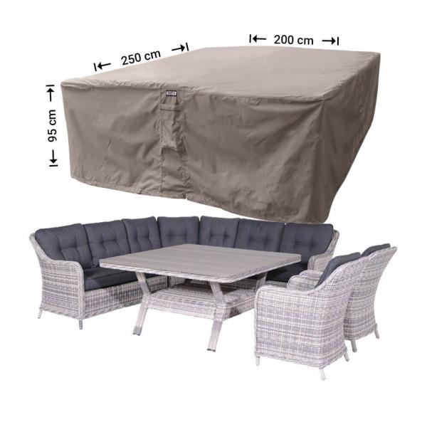 Beschermhoes lounge of tuinset 250 x 200 H: 95 cm