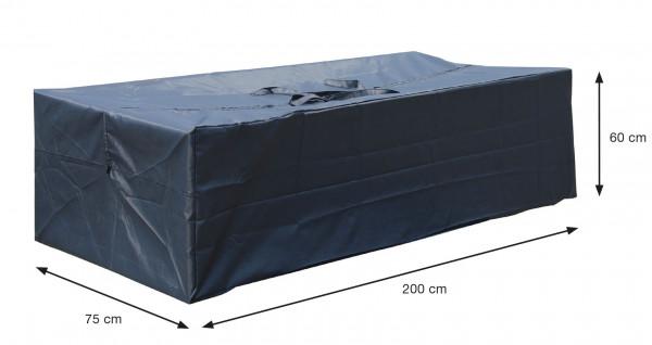 Kussentas 200 x 75 H: 60 cm