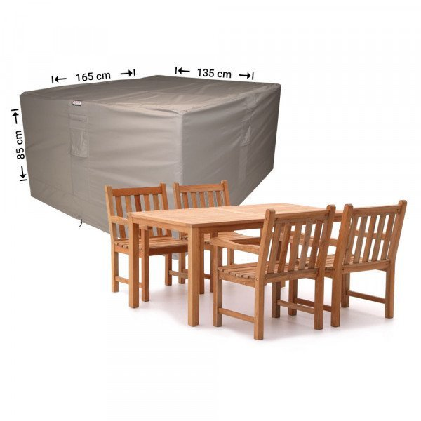 Hoes tuinset 165 x 135 H: 85 cm