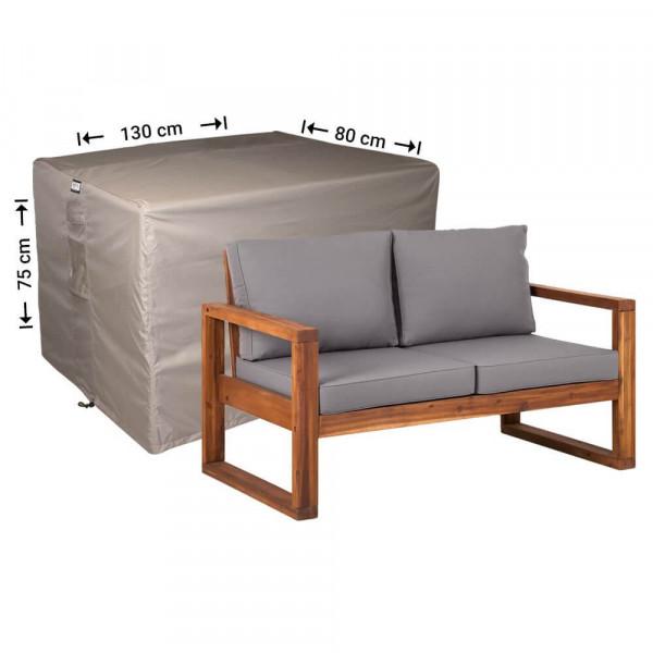Afdekhoes loungebank 130 x 80 H: 75 cm