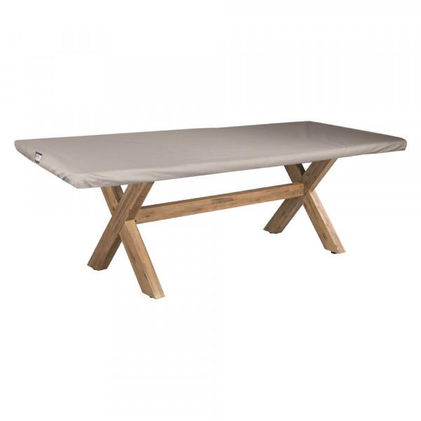 Tuinhoes voor tafelblad 220 x 100 cm