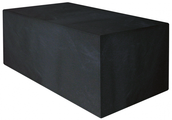 Hoes voor wickerbank 160 x 94 H: 69 cm