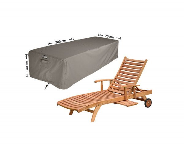 Hoes voor tuinbed 200 x 70 H: 40 cm